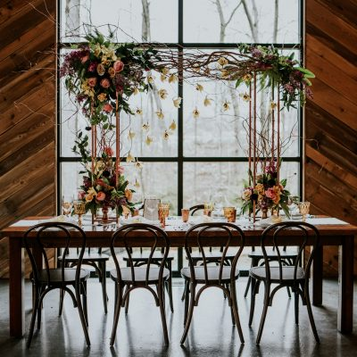 Sapphire Creek Farm Table